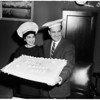 National Bakers Association week, 1958