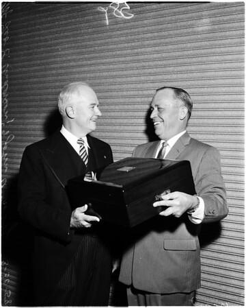 Masons, 1958