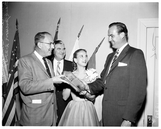 Business show awards, 1958