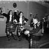 Highland Dancers (Highland Dance Association Competition), 1958