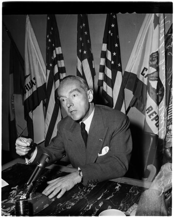 Dutch ambassador, 1958