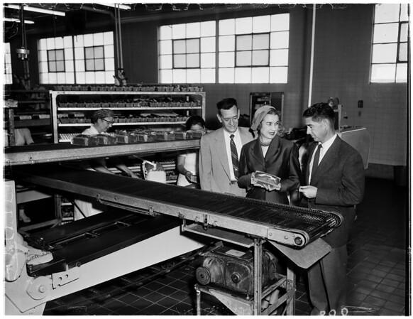 Safeway Bakery, 1958