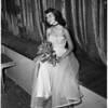 Jerri Miller (Miss Welcome Long Beach), 1952
