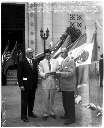 Pan American week, 1958