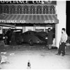 Accident...4153 South Figueroa Street, 1951