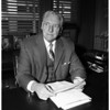 Metropolitan Transit Authority new general manager, 1958