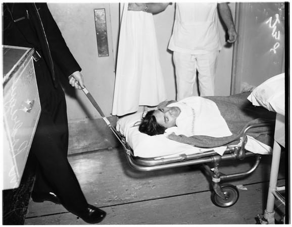 Stabbing, 1951