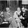 Wilshire forum, 1958