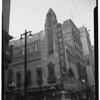 The Newsreel Theater (aka The Tower Theater) in Downtown Los Angeles, 1951