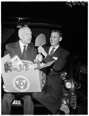 Knight's Glendale speech, 1958
