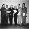 Awards to Scouts at Swim Stadium, 1951