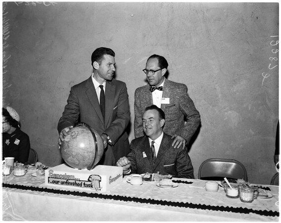 4-square convention, 1958