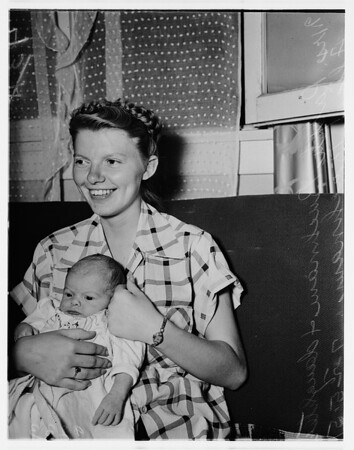 Soldier boy, 1951