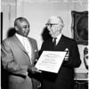 Garver Award, 1958.