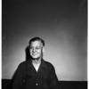 Leo Streeter (Examiner Wire Editor), 1952