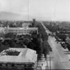 Colorado boulevard, Pasadena, 1918
