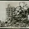 Hiroshima ruins, 1945