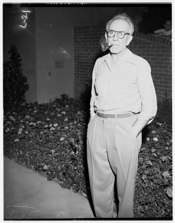 Joe White, 1951