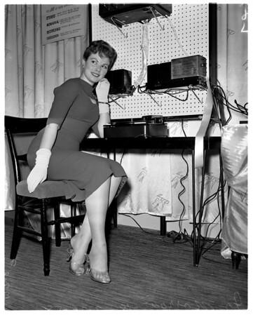 Hi-Fi show, 1958