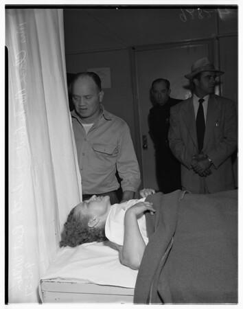 Accidental shooting, 1951