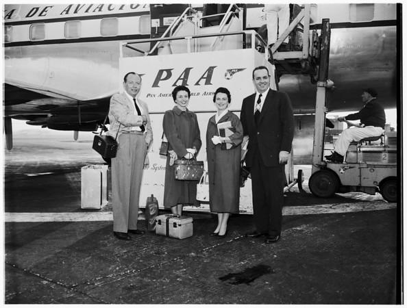 Hearst and Doctor Prinzmetal, 1958