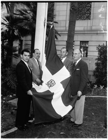 Dominican Republic, 1958.