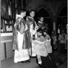 Palm Sunday (Saint Joseph Church), 1958