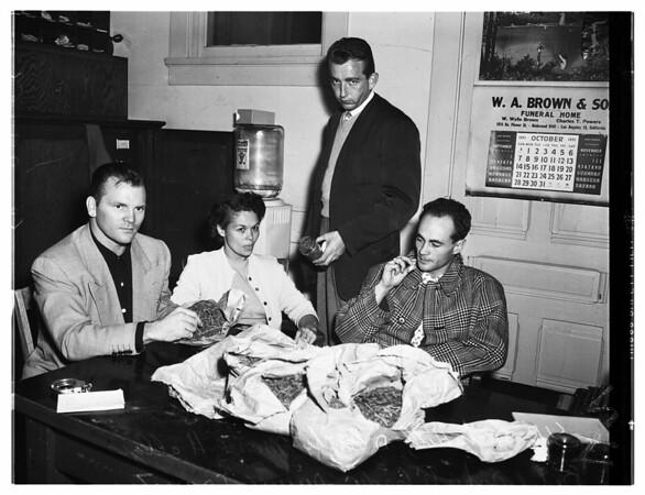 Narcotics, 1951
