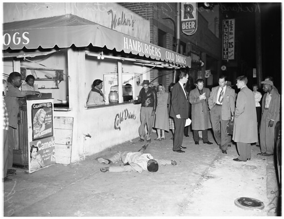 Murder at 1328 East First Street, 1951