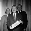 Barker Bros. dinner, 1958