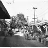 Olvera Street, from which pueblo grew to metropolis, 1960