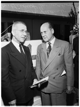 Los Angeles County Tuberculosis and Health Association... annual meeting, 1952