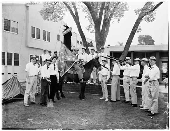 Fraternity Hi-jinks, 1956