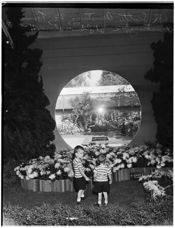 Flower Show (Pasadena), 1951
