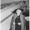 Sister Kenny departure, 1951