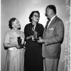 Golden Deed award presentation (City of Hope), 1958