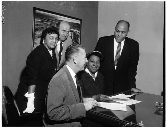 Negro history week, 1958