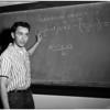 Science talent hunt finalist, 1958