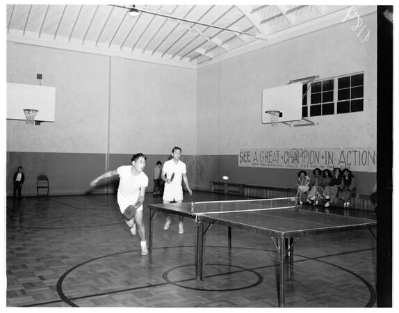 Ping Pong, 1951
