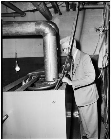 Smog filter, 1948