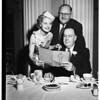 Printing Week banquet at Biltmore Hotel, 1952