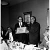 Pillsbury award, 1958