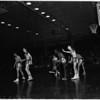 Basketball -- Harlem Globetrotters, 1958