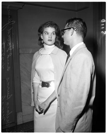 Mack trial (Barbara Burns), 1958