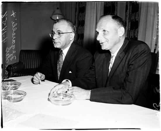 Southern California Dental Association, 1958