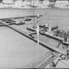 Artist's conception of an amusement park on pier and ship moorings at Venice Beach, [s.d.]