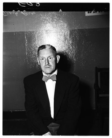 Frank Percy, 1958