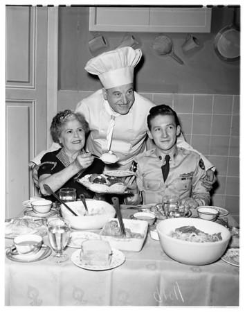 Chef Milani, 1951
