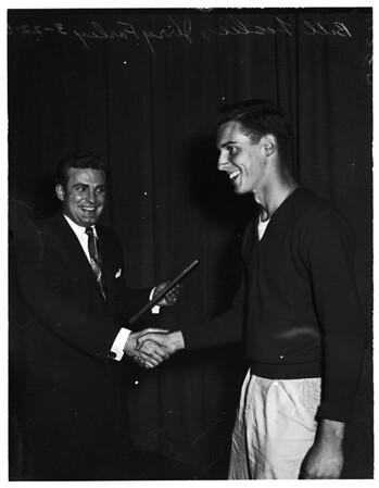 One act play tournament, Pasadena Playhouse, 1955