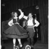 Santa Monica folk dance (festival), 1956